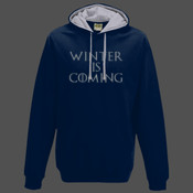 Winter Is Coming - Varsity Hoodie