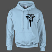 League of Legends Freljord Crest - HeavyBlend™ adult hooded sweatshirt