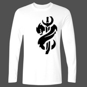 League of Legends Bilgewater Crest - Softstyle™ long sleeve t-shirt