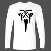 League of Legends Freljord Crest - Softstyle™ long sleeve t-shirt
