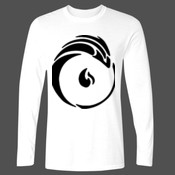 League of Legends Ionia Crest - Softstyle™ long sleeve t-shirt