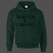 Winter Is Coming - HeavyBlend™ adult hooded sweatshirt