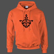 League of Legends Bandle City Crest - HeavyBlend™ adult hooded sweatshirt