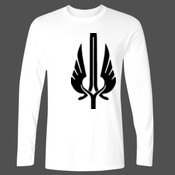 League of Legends Demacia Crest - Softstyle™ long sleeve t-shirt