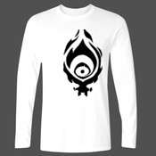 League of Legends Shadow Isles Crest - Softstyle™ long sleeve t-shirt