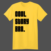 Cool Story Bro. - Softstyle™ youth ringspun t-shirt