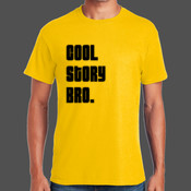 Cool Story Bro. - Heavy Cotton 100% Cotton T Shirt